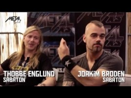 Interview de Joakim et Thobbe