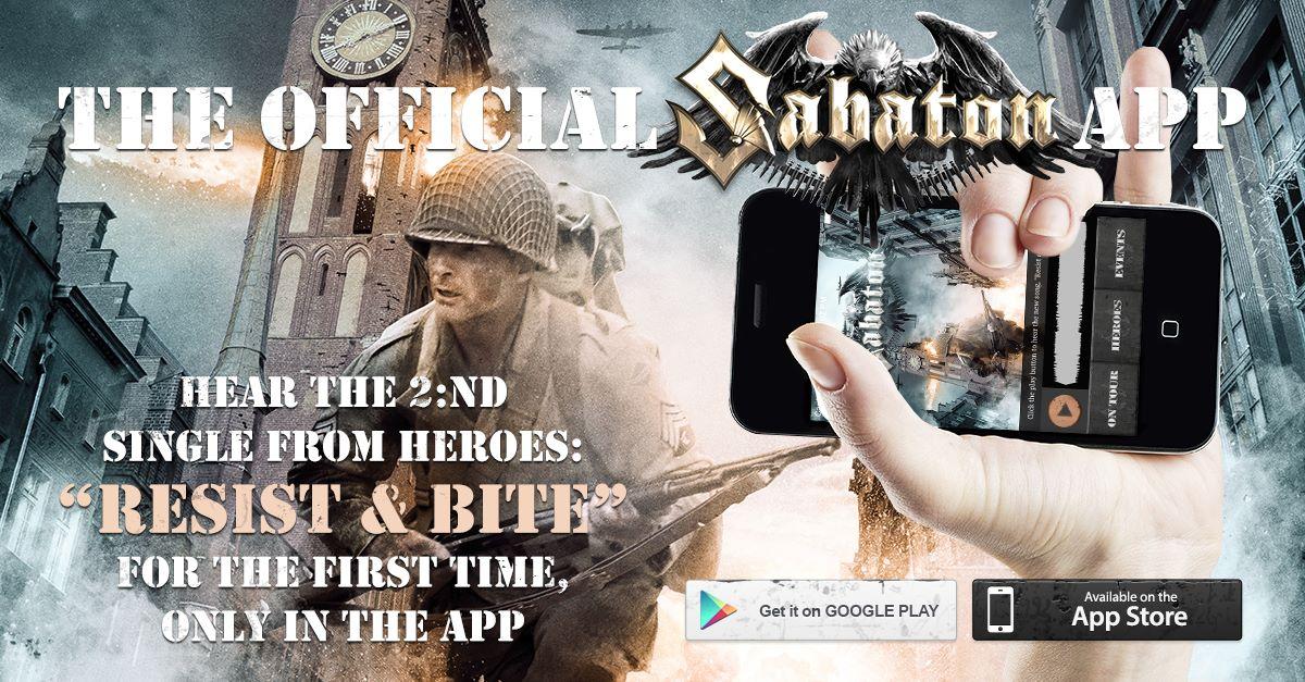 SabatonApp