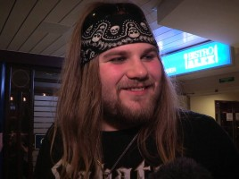 Tour blog: Sabaton Cruise 2015